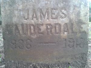 Lt. Lauderdale Headston