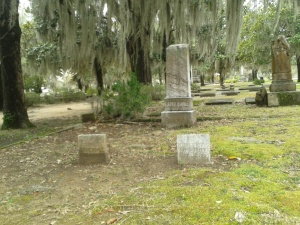Lauderdale Plot at Live Oak Cemetery, Selma, AL