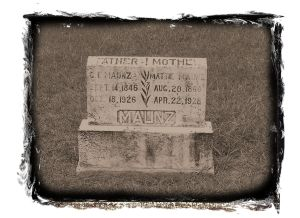 GFMaunz Stone dagtype